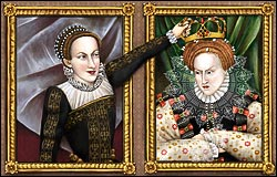 Mary and Elizabeth: Rivals for the English crown