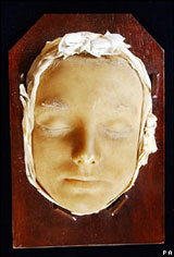 Mary Queen Of Scots Death Mask The Raucous Roy...
