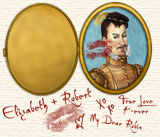 Elizabeth's loves: Robert Dudley
